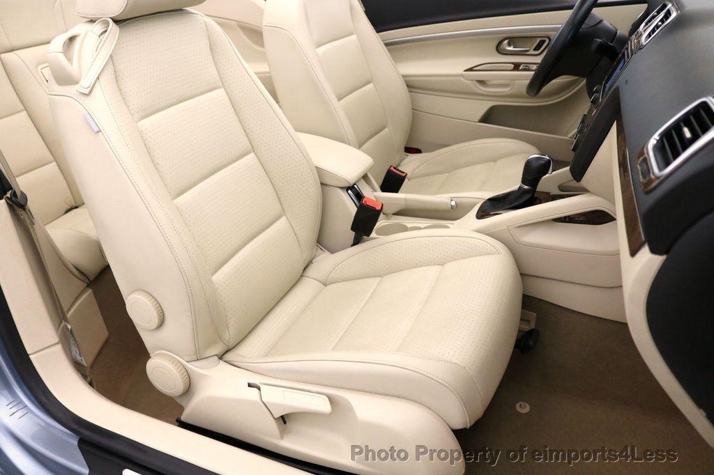 2015 Volkswagen Eos CERTIFIED EOS 2.0TSi NAVIGATION - 17230453 - 21