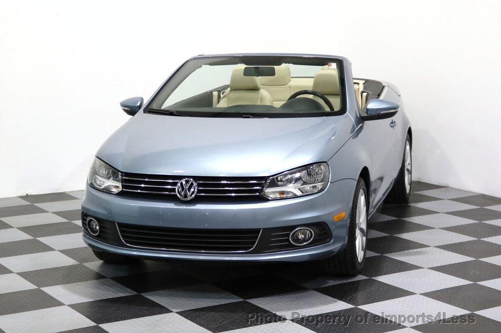 2015 Volkswagen Eos CERTIFIED EOS 2.0TSi NAVIGATION - 17230453 - 24