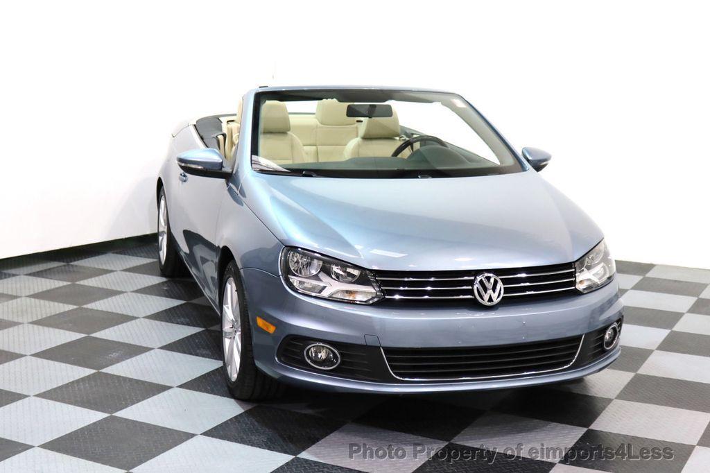 2015 Volkswagen Eos CERTIFIED EOS 2.0TSi NAVIGATION - 17230453 - 25
