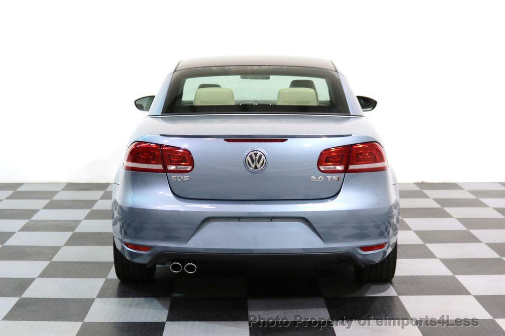2015 Volkswagen Eos CERTIFIED EOS 2.0TSi NAVIGATION - 17230453 - 27