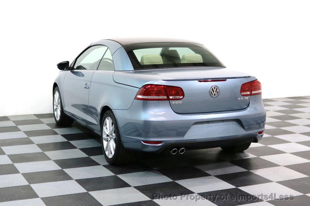 2015 Volkswagen Eos CERTIFIED EOS 2.0TSi NAVIGATION - 17230453 - 2