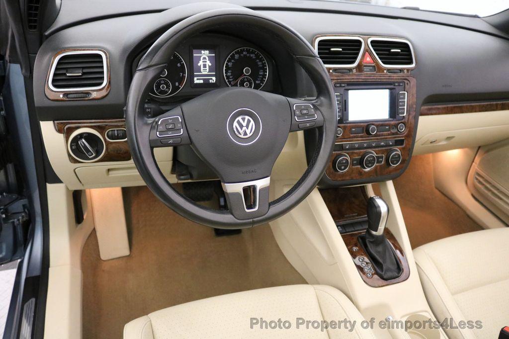 2015 Volkswagen Eos CERTIFIED EOS 2.0TSi NAVIGATION - 17230453 - 29