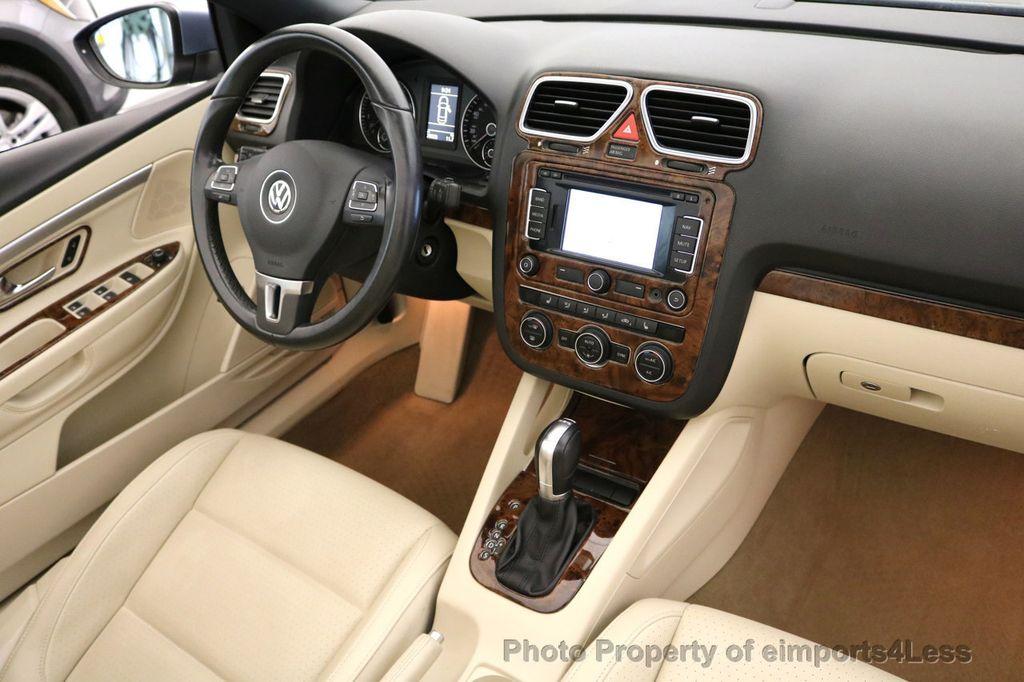 2015 Volkswagen Eos CERTIFIED EOS 2.0TSi NAVIGATION - 17230453 - 34