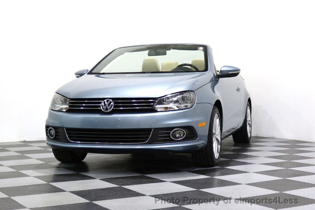 2015 Volkswagen Eos CERTIFIED EOS 2.0TSi NAVIGATION - 17230453 - 40