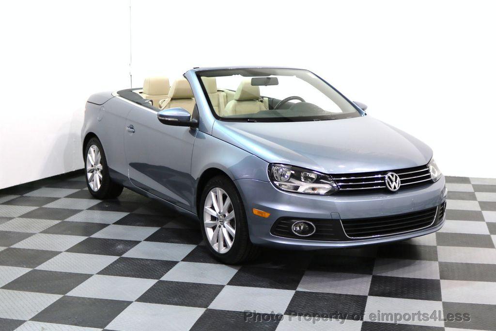 2015 Volkswagen Eos CERTIFIED EOS 2.0TSi NAVIGATION - 17230453 - 41