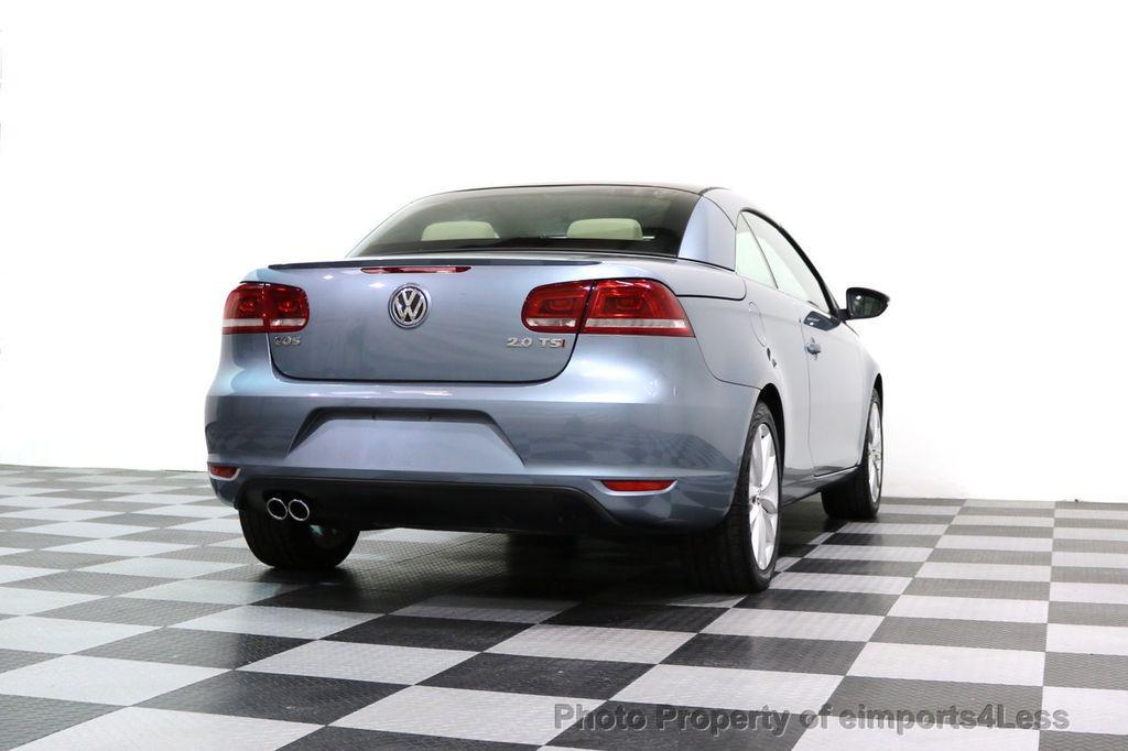 2015 Volkswagen Eos CERTIFIED EOS 2.0TSi NAVIGATION - 17230453 - 43