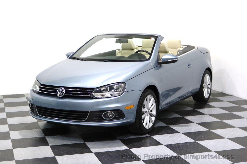 2015 Volkswagen Eos CERTIFIED EOS 2.0TSi NAVIGATION - 17230453 - 44