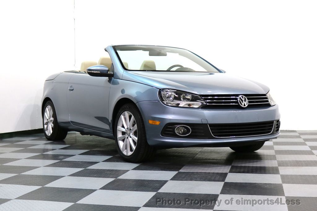 2015 Volkswagen Eos CERTIFIED EOS 2.0TSi NAVIGATION - 17230453 - 47
