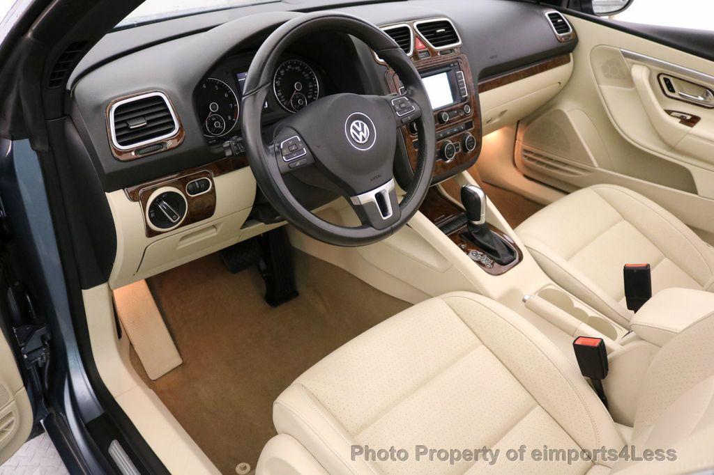 2015 Volkswagen Eos CERTIFIED EOS 2.0TSi NAVIGATION - 17230453 - 6
