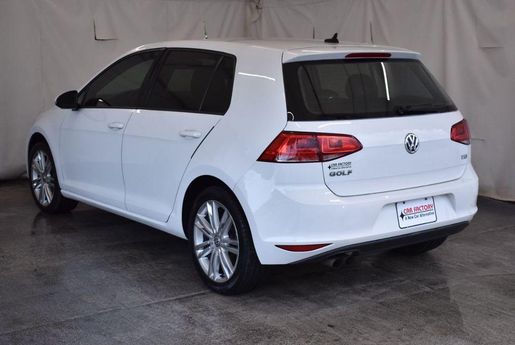 2015 Volkswagen GOLF TSI S - 18144638 - 5