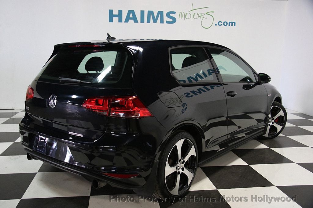 2015 Used Volkswagen Golf Gti 2dr Hb Man S At Haims Motors