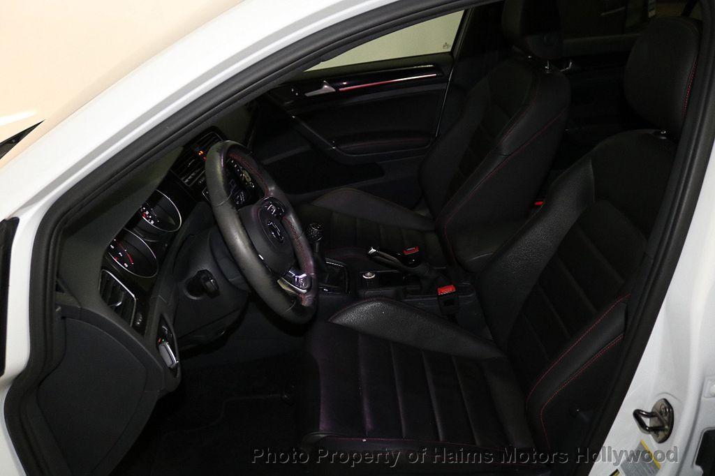 2015 Volkswagen Golf GTI SE - 18279103 - 15