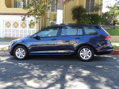 2015 Volkswagen Golf SportWagen 4dr Automatic TSI S - Click to see full-size photo viewer