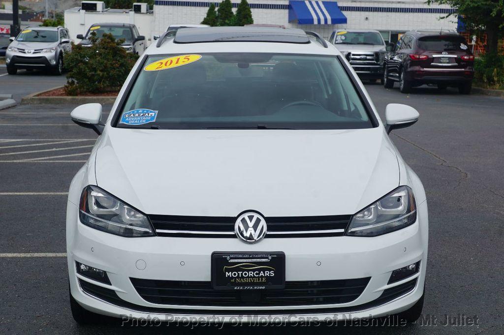 2015 Volkswagen Golf SportWagen 4dr Automatic TSI SE - 17858394 - 2