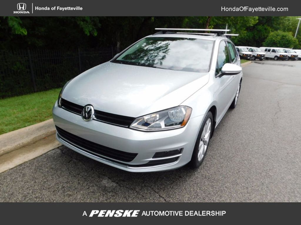 Dealer Video - 2015 Volkswagen Golf SportWagen 4dr Automatic TSI SE - 16449516