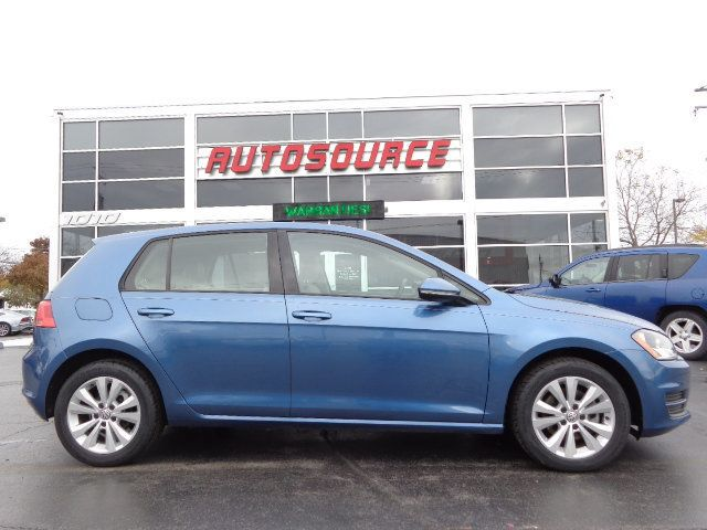 Used Volkswagen Golf >> 2015 Used Volkswagen Golf Tdi 4dr Hatchback Dsg Tdi S At Autosource Motors Inc Serving Milwaukee Wi Iid 19495405