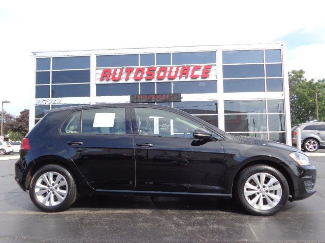 Used Volkswagen Golf >> 2015 Used Volkswagen Golf Tdi Tdi S At Autosource Motors Inc Serving Milwaukee Wi Iid 19260602