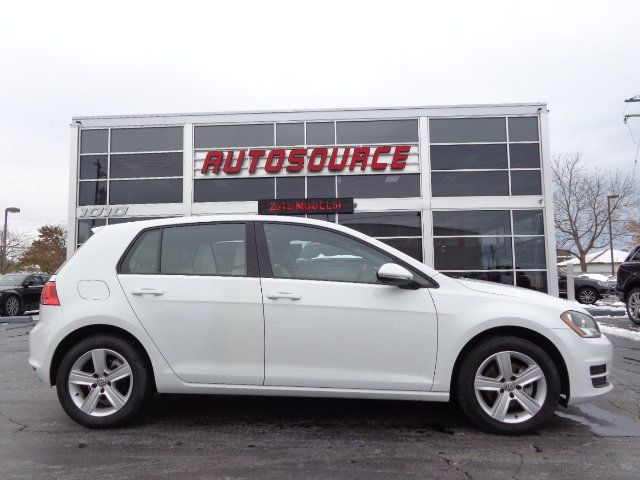 Used Volkswagen Golf >> 2015 Used Volkswagen Golf Tdi Tdi S At Autosource Motors Inc Serving Milwaukee Wi Iid 19495765