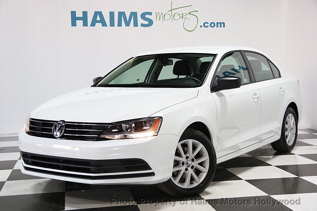 2015 used volkswagen jetta sedan 4dr automatic 1 8t se at haims motors serving fort lauderdale. Black Bedroom Furniture Sets. Home Design Ideas