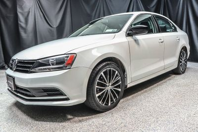 2015 Volkswagen Jetta Sedan 4dr Automatic 2.0L S w/Technology