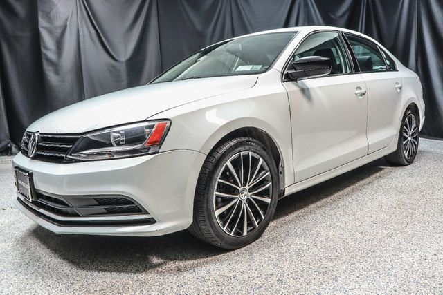 2015 Used Volkswagen Jetta Sedan 4dr Automatic 2 0L S w Technology