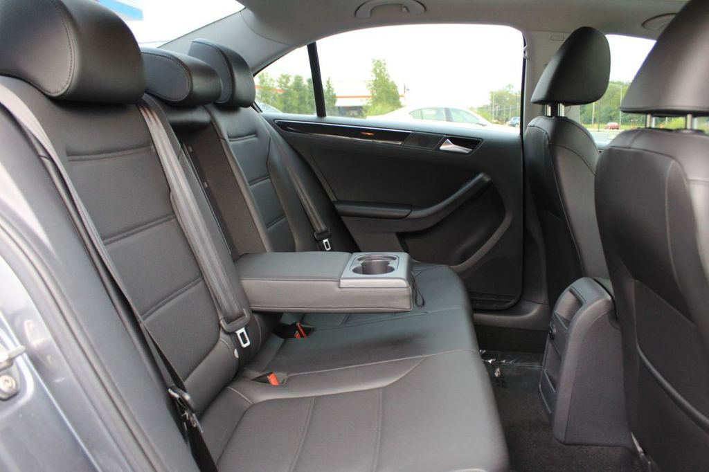 2015 Volkswagen Jetta Sedan 4dr DSG 2.0L TDI SEL - 18066674 - 22