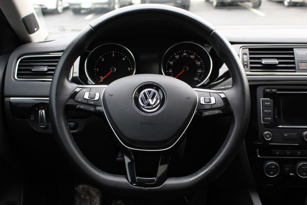 2015 Volkswagen Jetta Sedan 4dr DSG 2.0L TDI SEL - 18066674 - 26