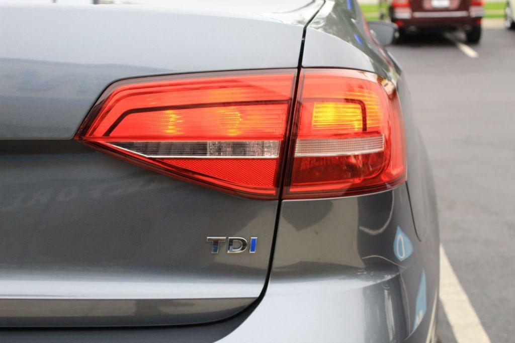 2015 Volkswagen Jetta Sedan 4dr DSG 2.0L TDI SEL - 18066674 - 53