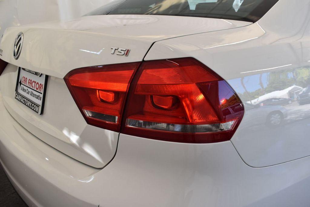 2015 Volkswagen Passat 1.8T S - 18194286 - 1