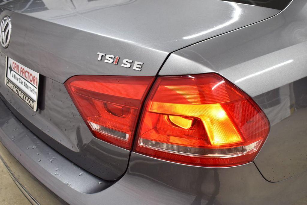 2015 Volkswagen Passat 1.8T SPORT - 18387278 - 1