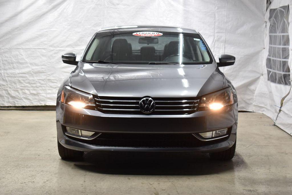 2015 Volkswagen Passat 1.8T SPORT - 18387278 - 2