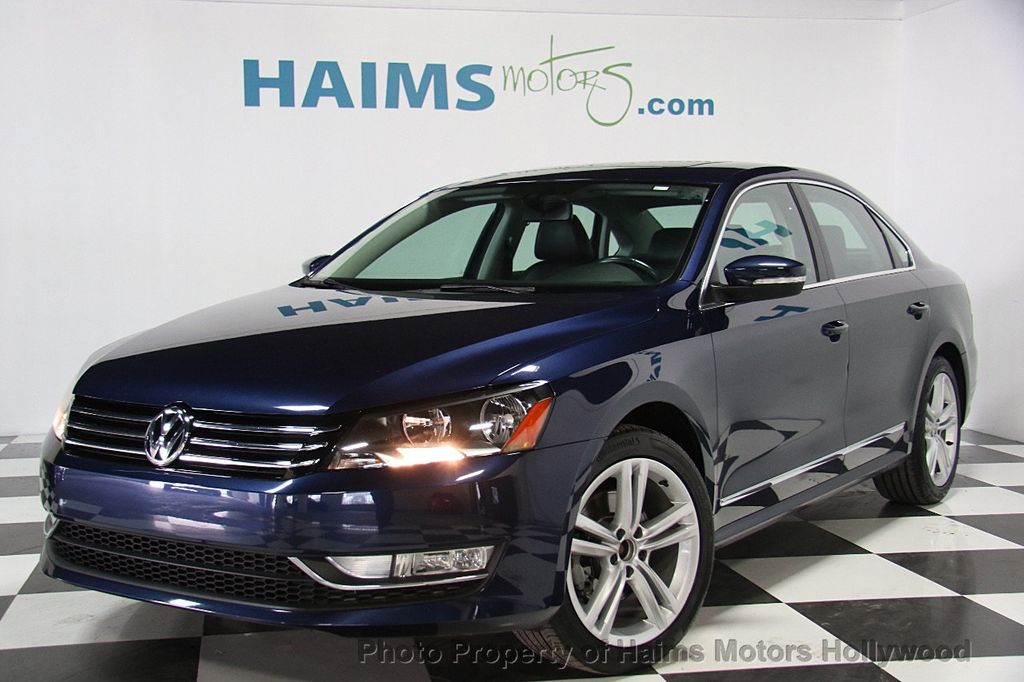2015 used volkswagen passat 4dr sedan 1 8t automatic se at haims motors hollywood serving fort. Black Bedroom Furniture Sets. Home Design Ideas
