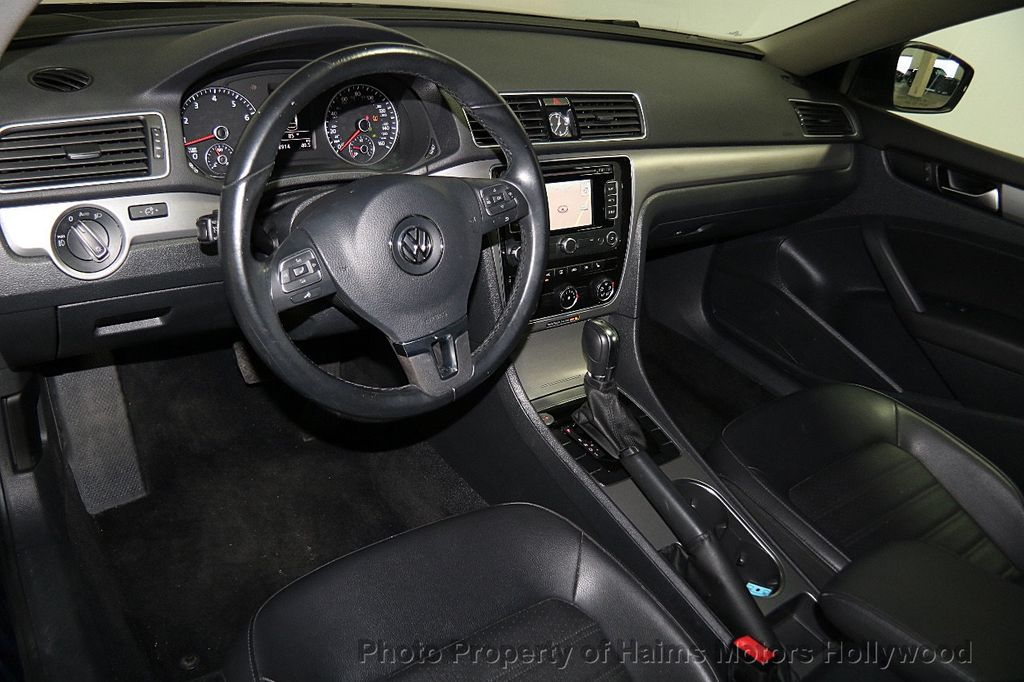 2015 used volkswagen passat 4dr sedan 1 8t automatic se at haims motors ft lauderdale serving. Black Bedroom Furniture Sets. Home Design Ideas