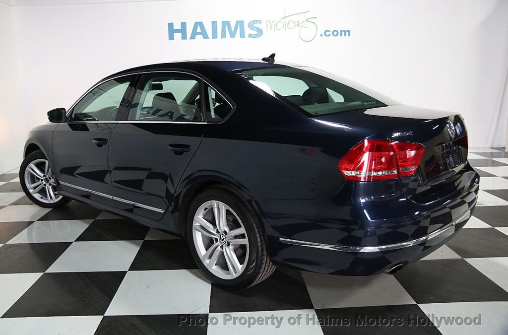 2015 used volkswagen passat 4dr sedan 1 8t automatic se at haims motors serving fort lauderdale. Black Bedroom Furniture Sets. Home Design Ideas