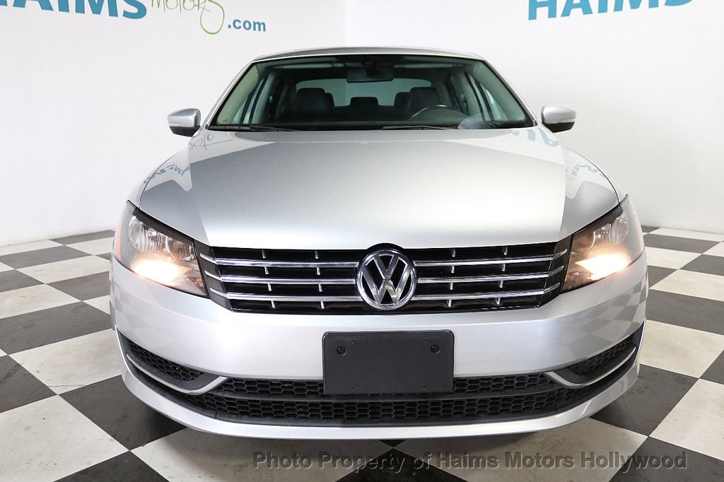 2015 Volkswagen Passat 4dr Sedan 1.8T Automatic SE - 18412376 - 2
