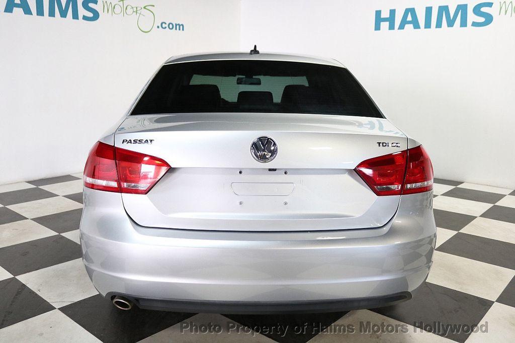 2015 Volkswagen Passat 4dr Sedan 1.8T Automatic SE - 18412376 - 5