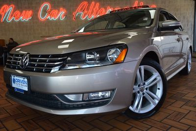 2015 Volkswagen Passat 4dr Sedan 2.0L TDI DSG SEL Premium - Click to see full-size photo viewer