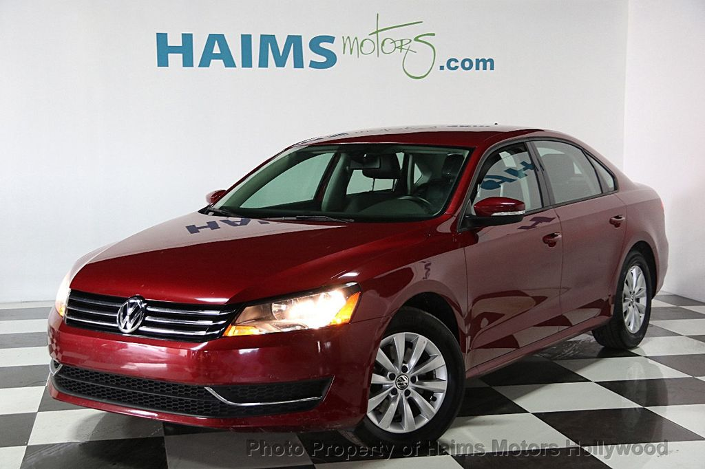 2015 used volkswagen passat s at haims motors serving fort lauderdale hollywood miami fl iid. Black Bedroom Furniture Sets. Home Design Ideas