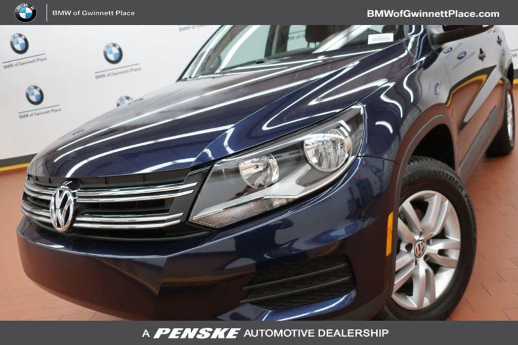 2015 Volkswagen Tiguan S; SE; SEL; Wolfsburg Edition - 16640650 - 0