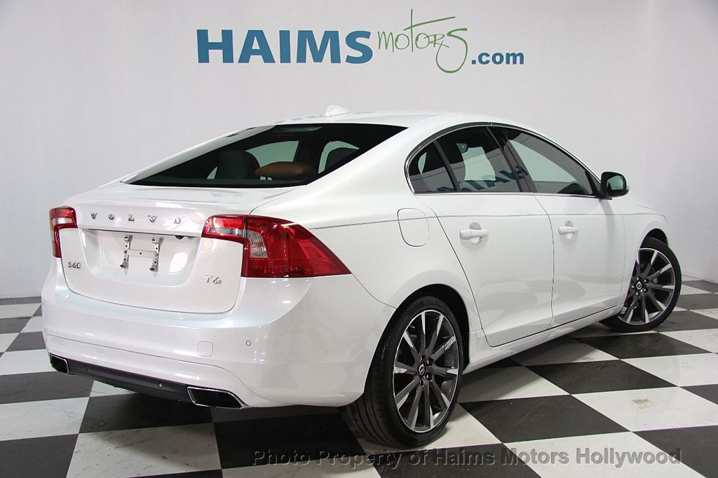 2015 used volvo s60 2015 5 4dr sedan t6 drive e platinum fwd at haims motors serving fort. Black Bedroom Furniture Sets. Home Design Ideas