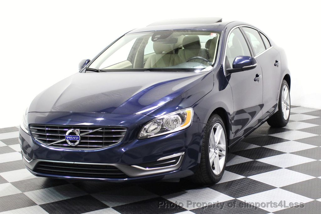 2015 Volvo S60 CERTIFIED S60 T5 Premier AWD CAMERA NAVIGATION - 17545789 - 0