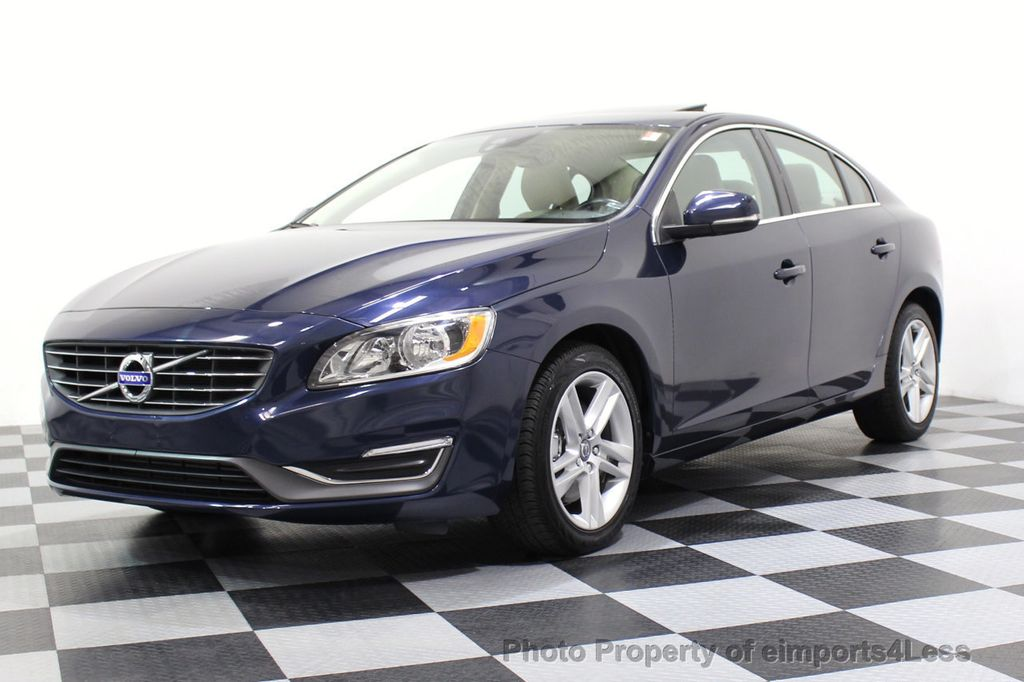 2015 Volvo S60 CERTIFIED S60 T5 Premier AWD CAMERA NAVIGATION - 17545789 - 13