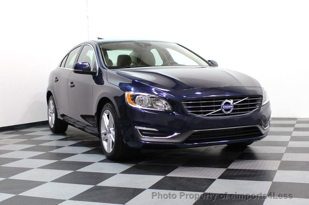 2015 Volvo S60 CERTIFIED S60 T5 Premier AWD CAMERA NAVIGATION - 17545789 - 14