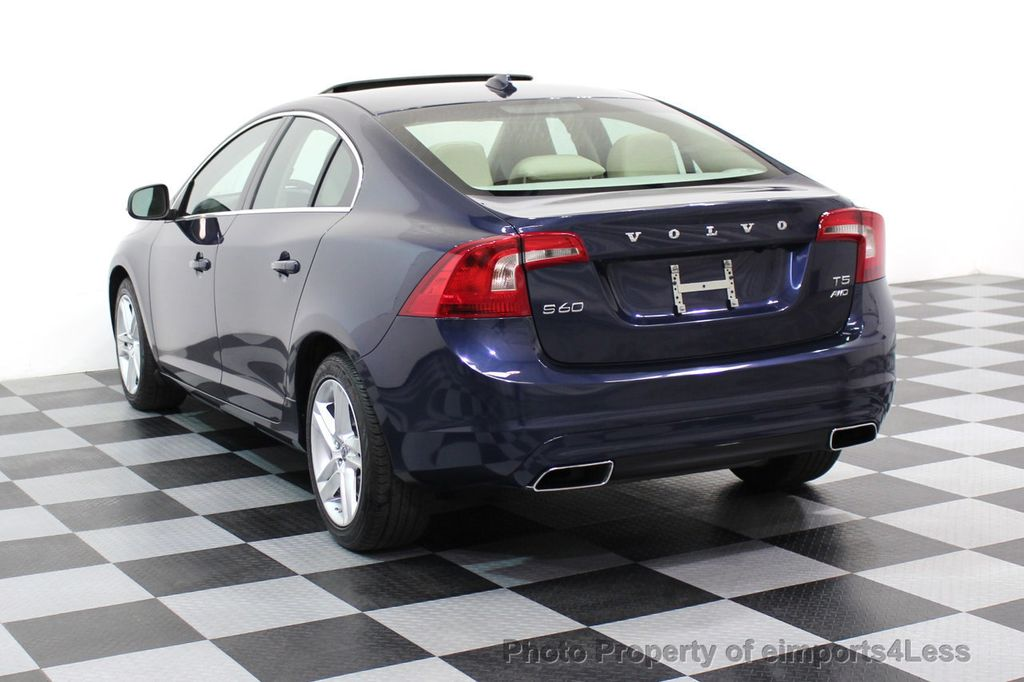 2015 Volvo S60 CERTIFIED S60 T5 Premier AWD CAMERA NAVIGATION - 17545789 - 15