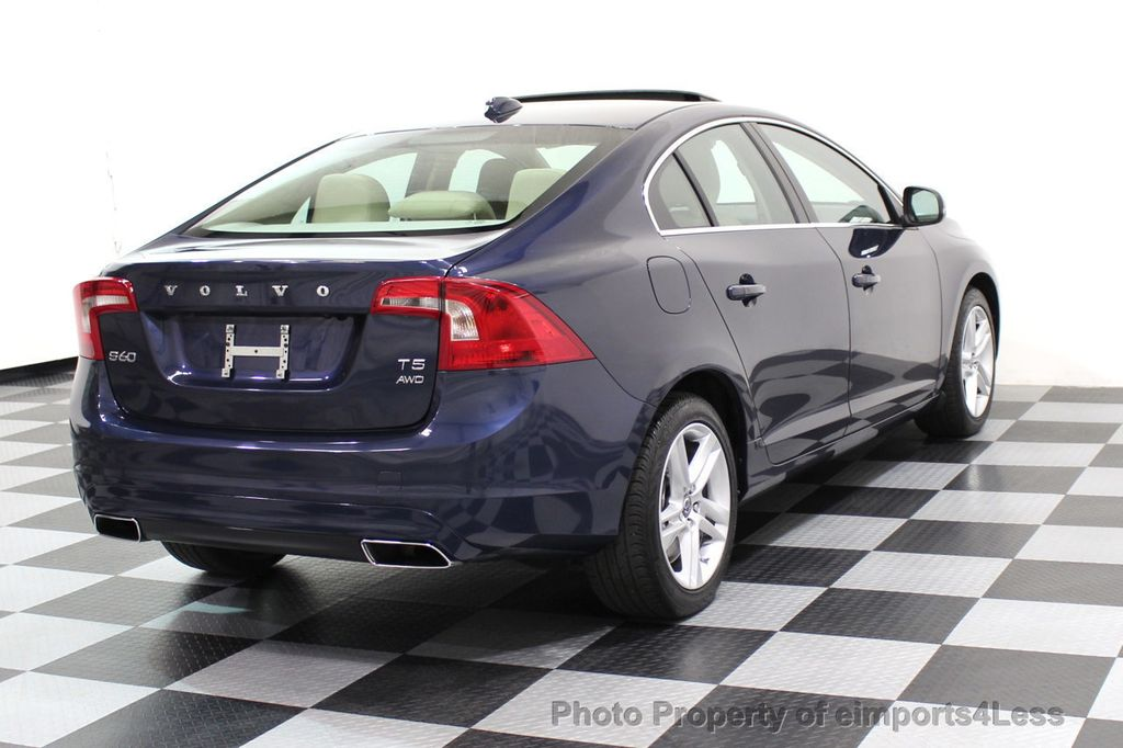 2015 Volvo S60 CERTIFIED S60 T5 Premier AWD CAMERA NAVIGATION - 17545789 - 17