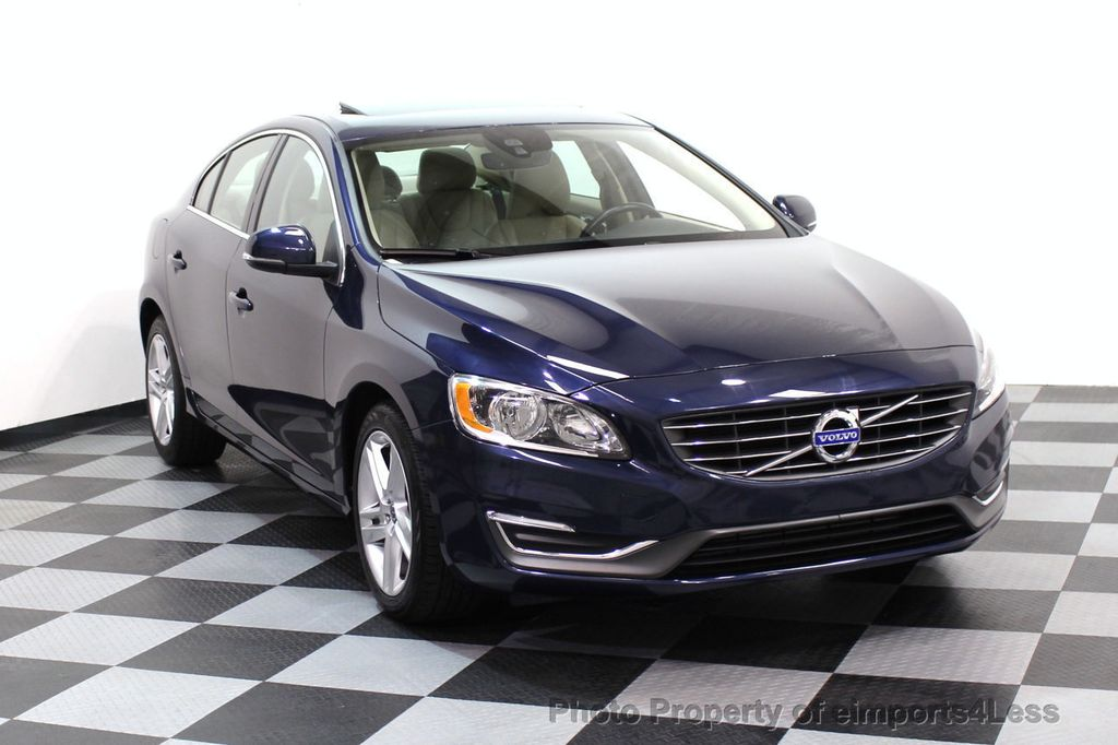 2015 Volvo S60 CERTIFIED S60 T5 Premier AWD CAMERA NAVIGATION - 17545789 - 1