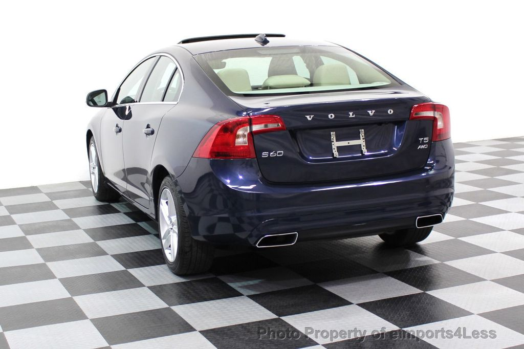 2015 Volvo S60 CERTIFIED S60 T5 Premier AWD CAMERA NAVIGATION - 17545789 - 2