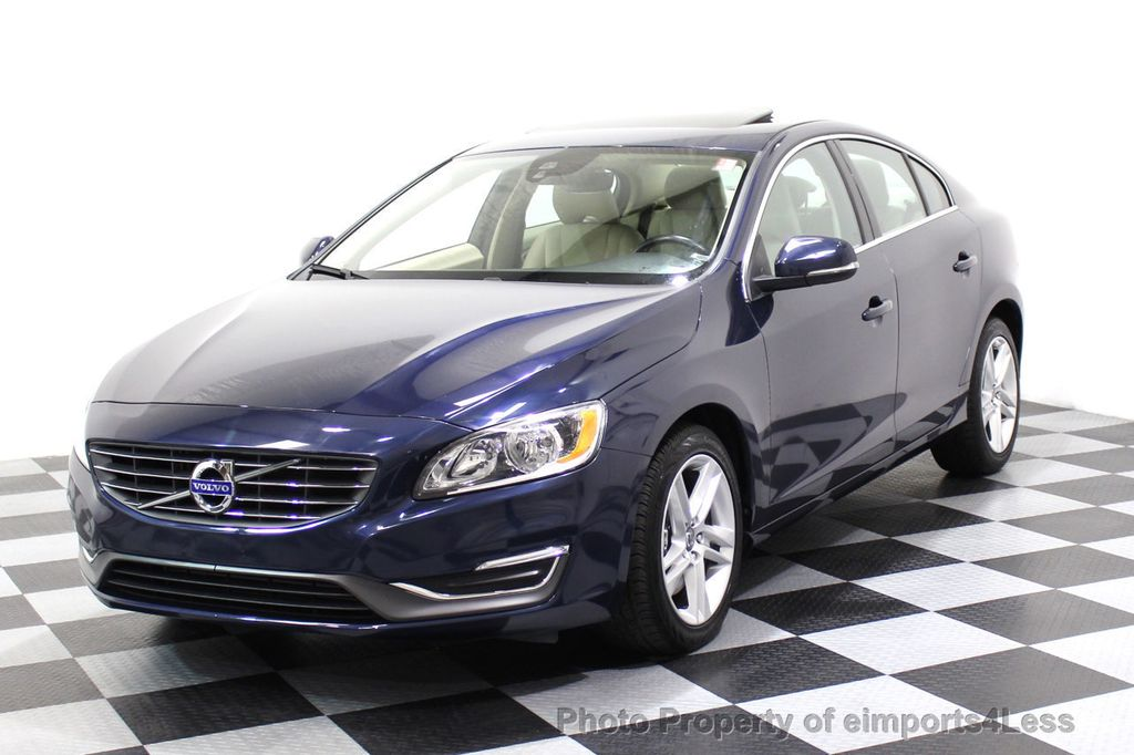 2015 Volvo S60 CERTIFIED S60 T5 Premier AWD CAMERA NAVIGATION - 17545789 - 32
