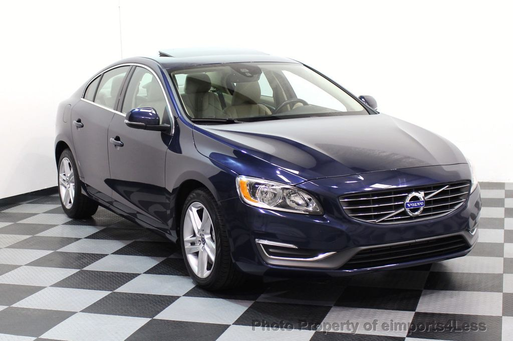 2015 Volvo S60 CERTIFIED S60 T5 Premier AWD CAMERA NAVIGATION - 17545789 - 33