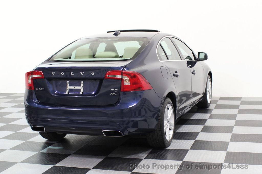 2015 Volvo S60 CERTIFIED S60 T5 Premier AWD CAMERA NAVIGATION - 17545789 - 3